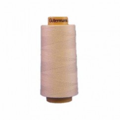 GÜTERMANN Cotton 50wt Thread 3000m - Light Cream