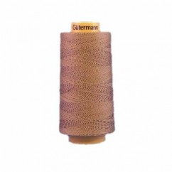 GÜTERMANN Cotton 50wt Thread 3000m - Taupe