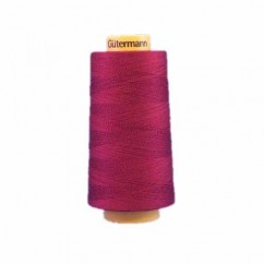 GÜTERMANN Cotton 50wt Thread 3000m - Burgundy