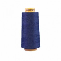GÜTERMANN Cotton 50wt Thread 3000m - Navy