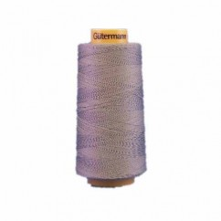 GÜTERMANN Cotton 50wt Thread 3000m - Grey