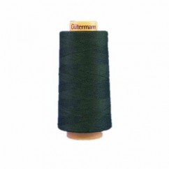 GÜTERMANN Cotton 50wt Thread 3000m - Hunter Green