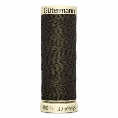 GÜTERMANN Sew-all Thread 100m - Chestnut Brown