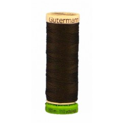 GÜTERMANN Sew-all rPet (100% Recycled) Thread 100m Col. 000