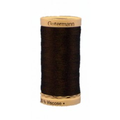 GÜTERMANN Rayon Thread 500m Black