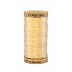 GÜTERMANN Rayon Thread 500m White