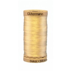 GÜTERMANN Rayon Thread 500m Off White