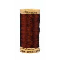 GÜTERMANN Rayon Thread 500m Rich Coffee