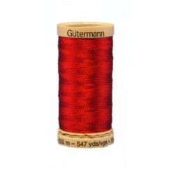 GÜTERMANN Rayon Thread 500m Dark Red