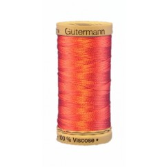 GÜTERMANN Rayon Thread 500m Dark Rose