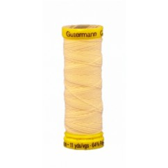 GÜTERMANN Elastic Thread 10m White