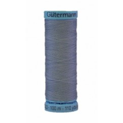 GÜTERMANN Silk Thread 100m Blue