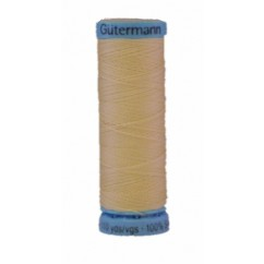 GÜTERMANN Silk Thread 100m Cream