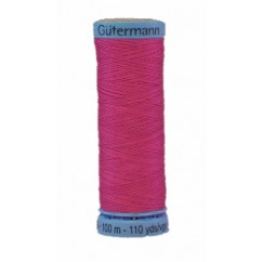 GÜTERMANN Silk Thread 100m Bright Pink