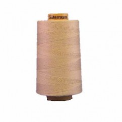 GÜTERMANN Cotton 50wt Thread 5000m - Cream