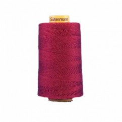 GÜTERMANN Cotton 50wt Thread 5000m - Burgundy