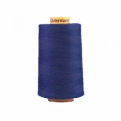 GÜTERMANN Cotton 50wt Thread 5000m - Navy