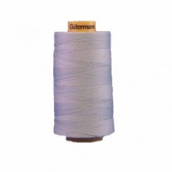 GÜTERMANN Cotton 50wt Thread 5000m - Light Blue
