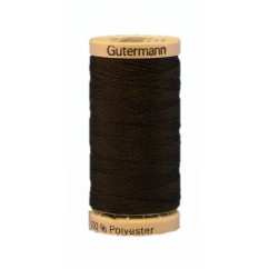 GÜTERMANN Extra Strong Thread 100m Black