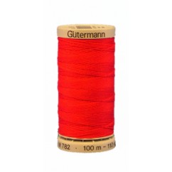 GÜTERMANN Extra Strong Thread 100m Scarlet
