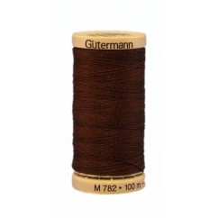 GÜTERMANN Extra Strong Thread 100m Walnut