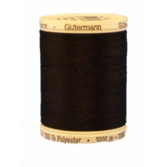 GÜTERMANN Sew-all Thread 1000m Black
