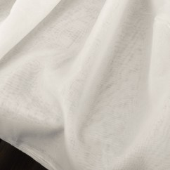 Home Decor Fabric - The Essentials - Wide width voile de bal Bone