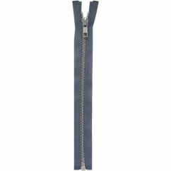 "COSTUMAKERS Activewear One Way Separating Zipper 25cm (10"") - Rail - 1750"
