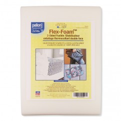 Pellon® - Flex-Foam - 2-Sided Fusible / Stabilizer
