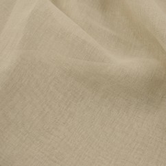 Home Decor Fabric - The Essentials - Wide width Athena sheer - Beige