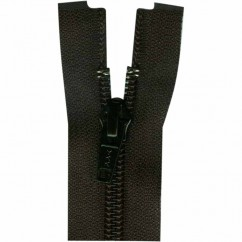 "COSTUMAKERS Activewear One Way Separating Zipper 23cm (9"") - Black - 1760"