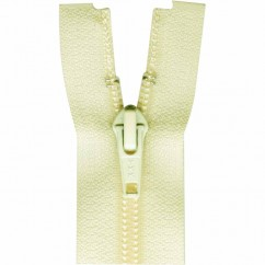 "COSTUMAKERS Activewear One Way Separating Zipper 23cm (9"") - Cream - 1760"