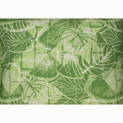 Placemat - Leaf - Lime - 13 x 18''