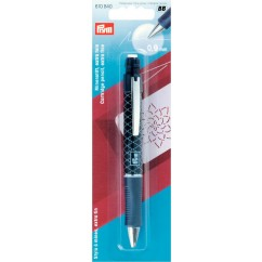 Cartridge Pencil with 2 Cartridges - White