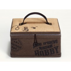 Sewing basket - Canvas