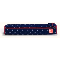 Knitting Needle Case - Maritime