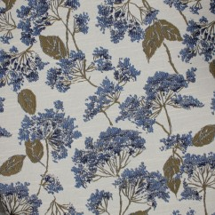 Home Decor Fabric - Bohemian Chic - Delilah - Blue
