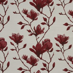 Home Decor Fabric - Global chic - Magnolia - Red