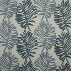 Home Decor Fabric - Bohemian chic - Palma - Blue