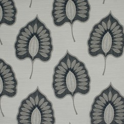 Home Decor Fabric - Global chic - Lily - Navy