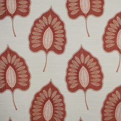 Home Decor Fabric - Bohemian chic - Lily - Orange