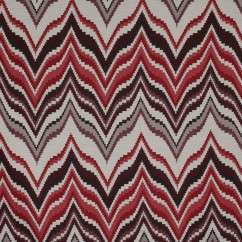 Home Decor Fabric - Global chic - Flame - Red