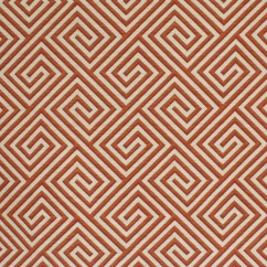 Home Decor Designer Fabric - Pkauffman - Banji Orange