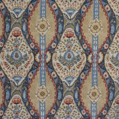 Home Decor Designer Fabric - Covington - Lolita Blue