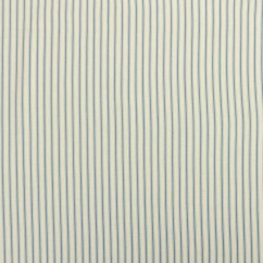 Home Decor Fabric - wide-width - English Cottage - Luana stripe Blue