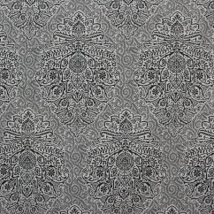 Home Decor Fabric - Belle Maison - Cora - Black