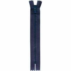 "COSTUMAKERS Activewear Closed End Zipper 18cm (7"") - Navy - 1763"