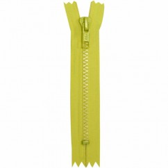 "COSTUMAKERS Activewear Closed End Zipper 18cm (7"") - Primrose - 1763"
