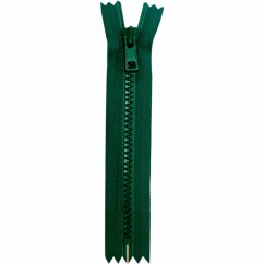"COSTUMAKERS Activewear Closed End Zipper 18cm (7"") - Dark Green - 1763"