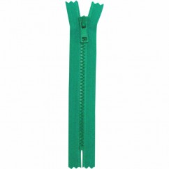 "COSTUMAKERS Activewear Closed End Zipper 18cm (7"") - Emerald Green - 1763"